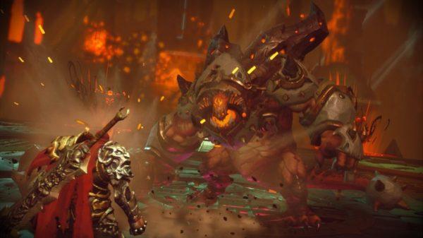 darksiders genesis gameplay