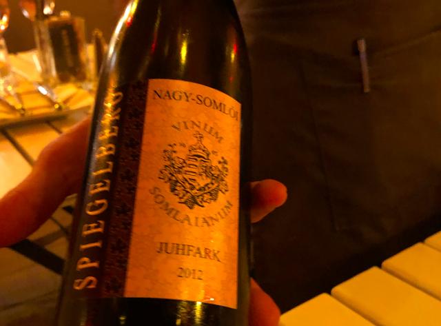 vino ungherese