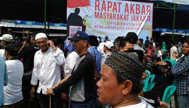 Ratusan Ketua RT/RW pastikan tolak Ahok jadi Gubernur DKI