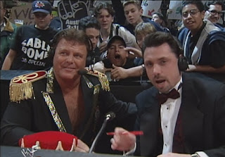 WWE / WWF Royal Rumble 1999 - Jerry 'The King' Lawler & Michael Cole