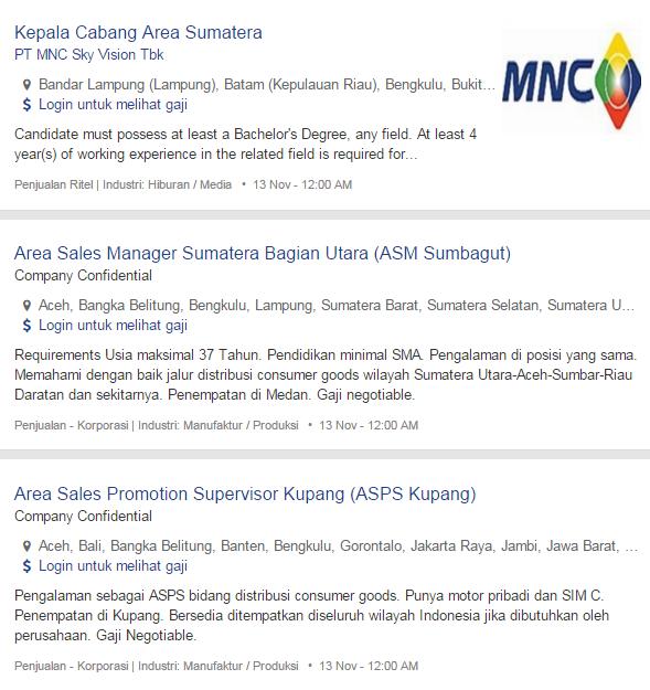 Bulan Ini – Lowongan Kerja Aceh Tengah Terbaru 2019