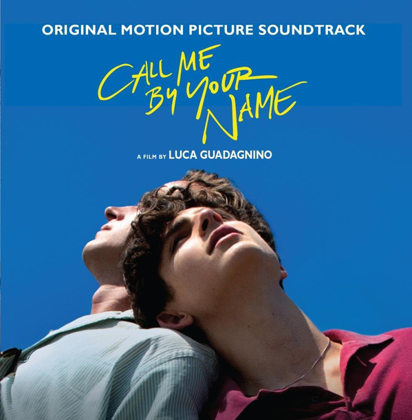Encarte: Call Me By Your Name (Original Motion Picture Soundtrack)