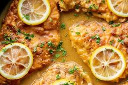 Chicken Francese (Chicken French)