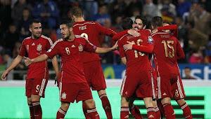 Prediksi Skor Spanyol vs Rusia 1 Juli 2018