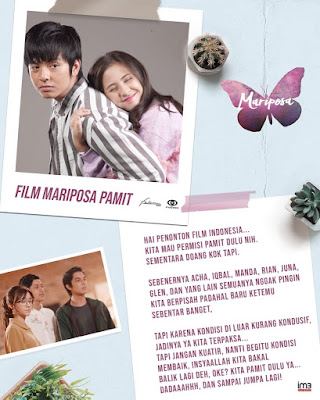 review film mariposa komedi romantis