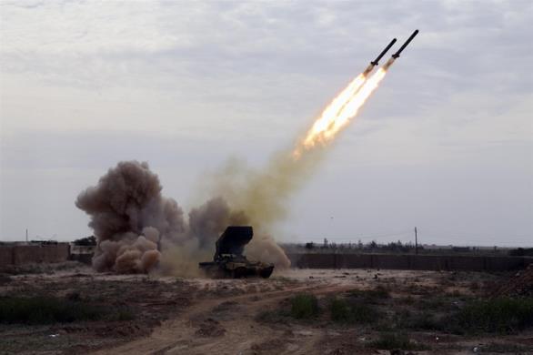 Πυραυλική επίθεση κοντά σε αμερικανική βάση στο Ιράκ