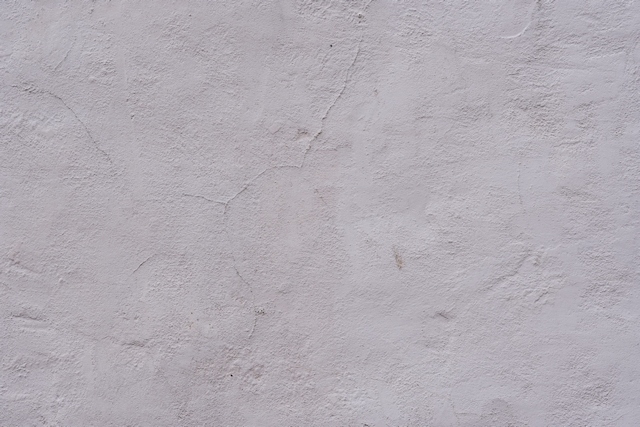 Stucco flat white painted texture