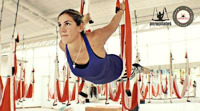 yoga aéreo brasil