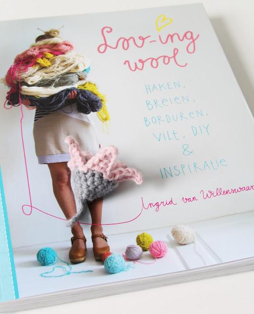 Haakbijbel, haakboeken, haken, Ingrid van Willenswaard, Ingthings, Lov-ing Wool, Studio Mojo,