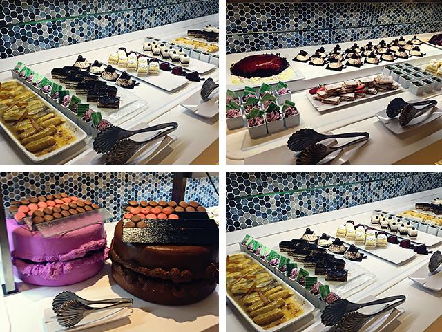 Fantasia bahia principe tenerife desserts