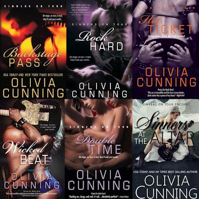 Olivia Cunning