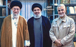 "Nasrallah: Khamenei Sangat Terlibat dalam Pembentukan ""Hizbullah"""