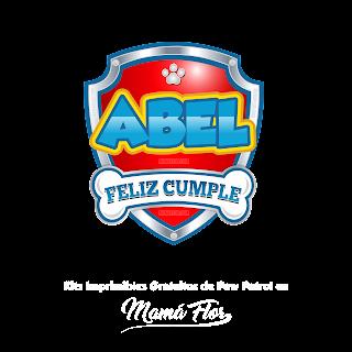 Logo de Paw Patrol: Abel