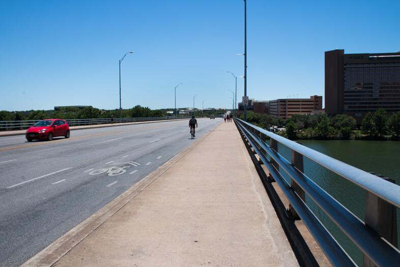 austin tx south congress bridge