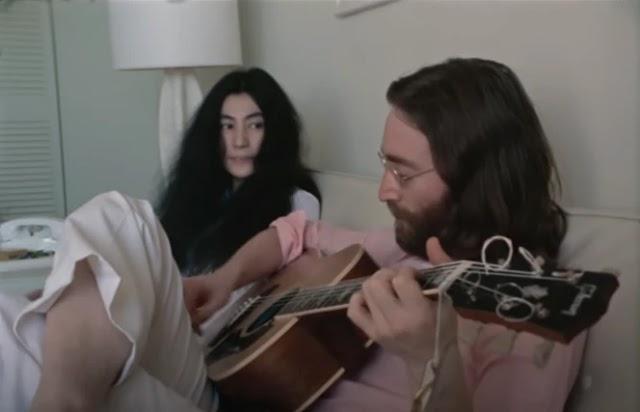 Κυκλοφόρησε για πρώτη φορά βίντεο με τους Λένον και Όνο να κάνουν πρόβα το «Give Peace a Chance»