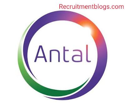 Quality Plasma Center Specialist At Antal International