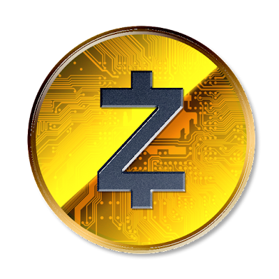 Zcashのフリー素材(金貨ver)