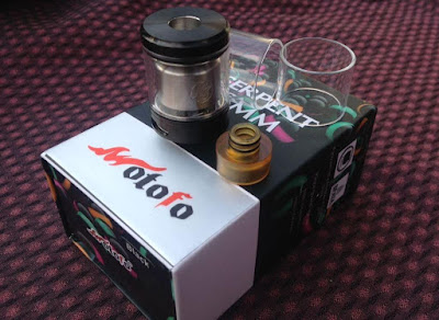 Review Wotofo Serpent Smm 24mm Indonesia