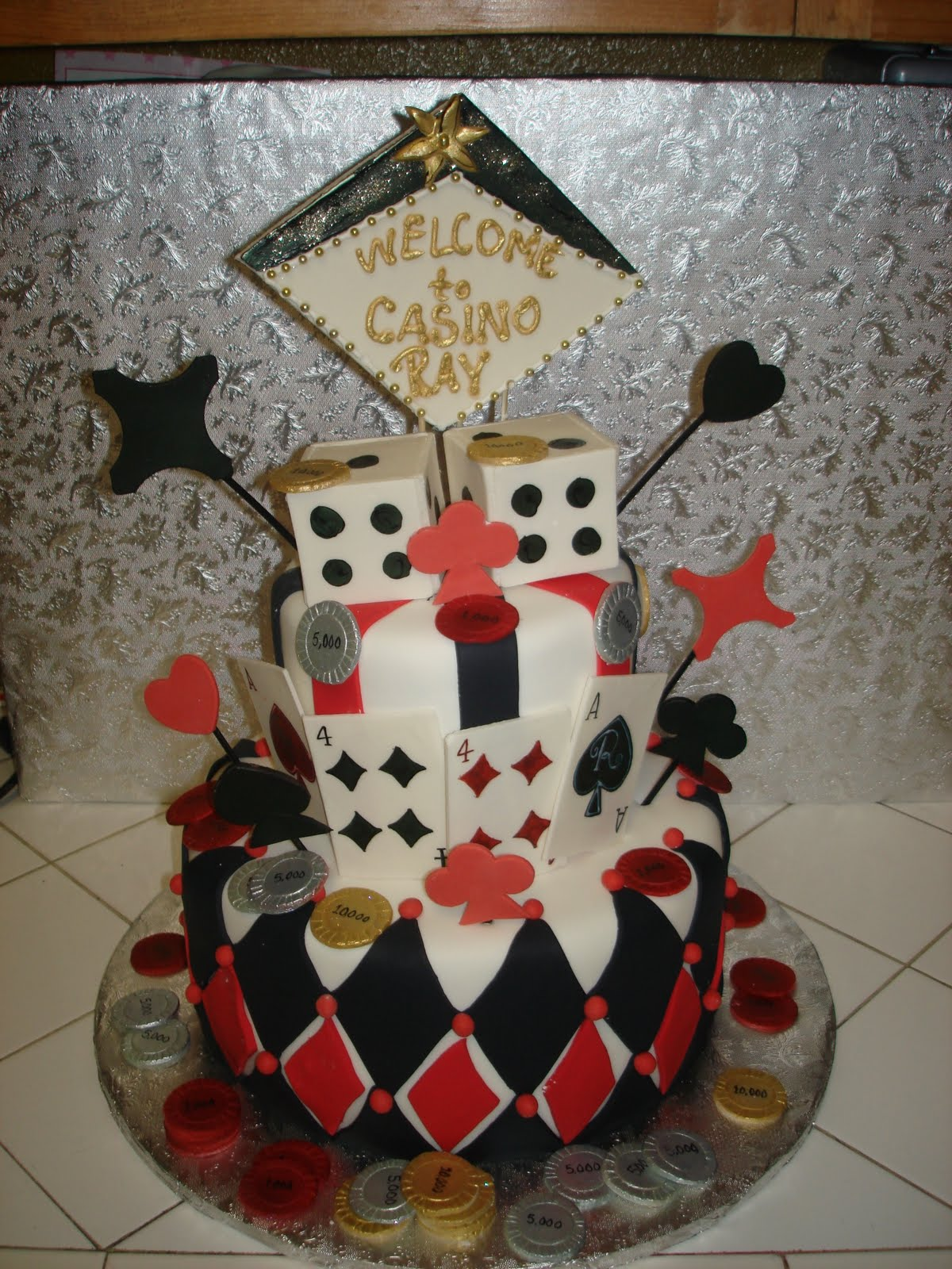 The Cake Lady Sd Yesi S Cakes