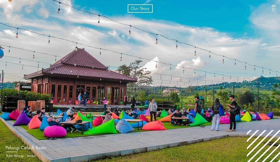 Menu Pelangi Cafe & Resto Bogor