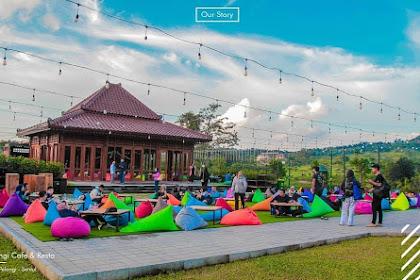 Lokasi dan Daftar Harga Menu Pelangi Cafe & Resto Bogor Januari 2021