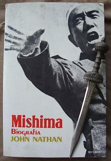 Portada del libro Mishima, de John Nathan