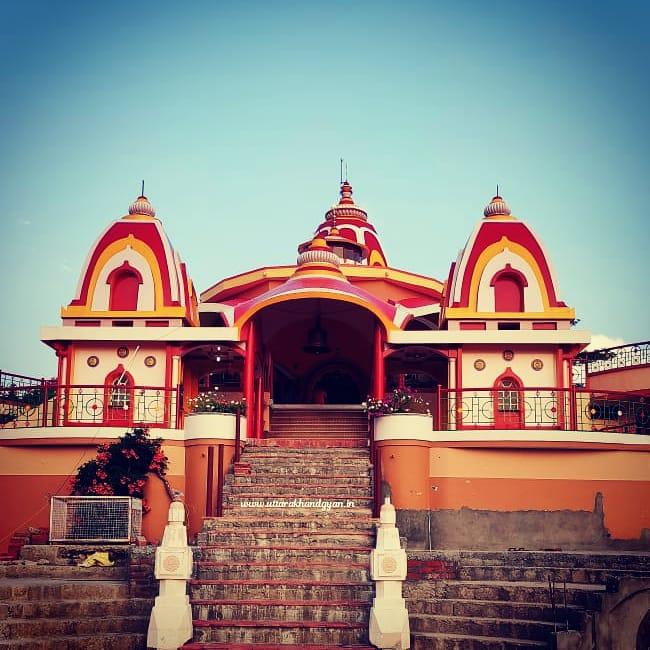 Kamakhya Devi Temple,Pithoragarh (कामख्या देवी मन्दिर)