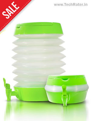 Best Foldable Water Dispenser for camping