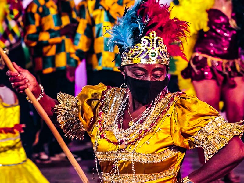 Pátio Aberto: tambor, bumba meu boi e samba agitam o fim de semana