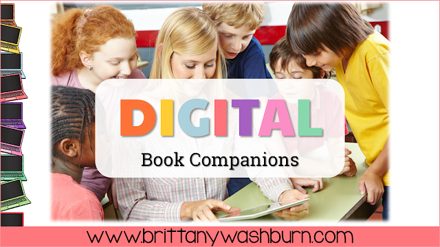 How to use Digital Book Companions to Guarantee Successful Read Alouds