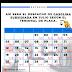 Conozca el calendario de abastecimiento de gasolina subsidiada