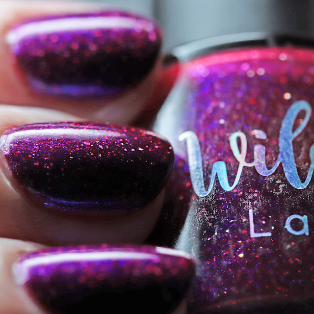 Wildflower Lacquer Captive Heart