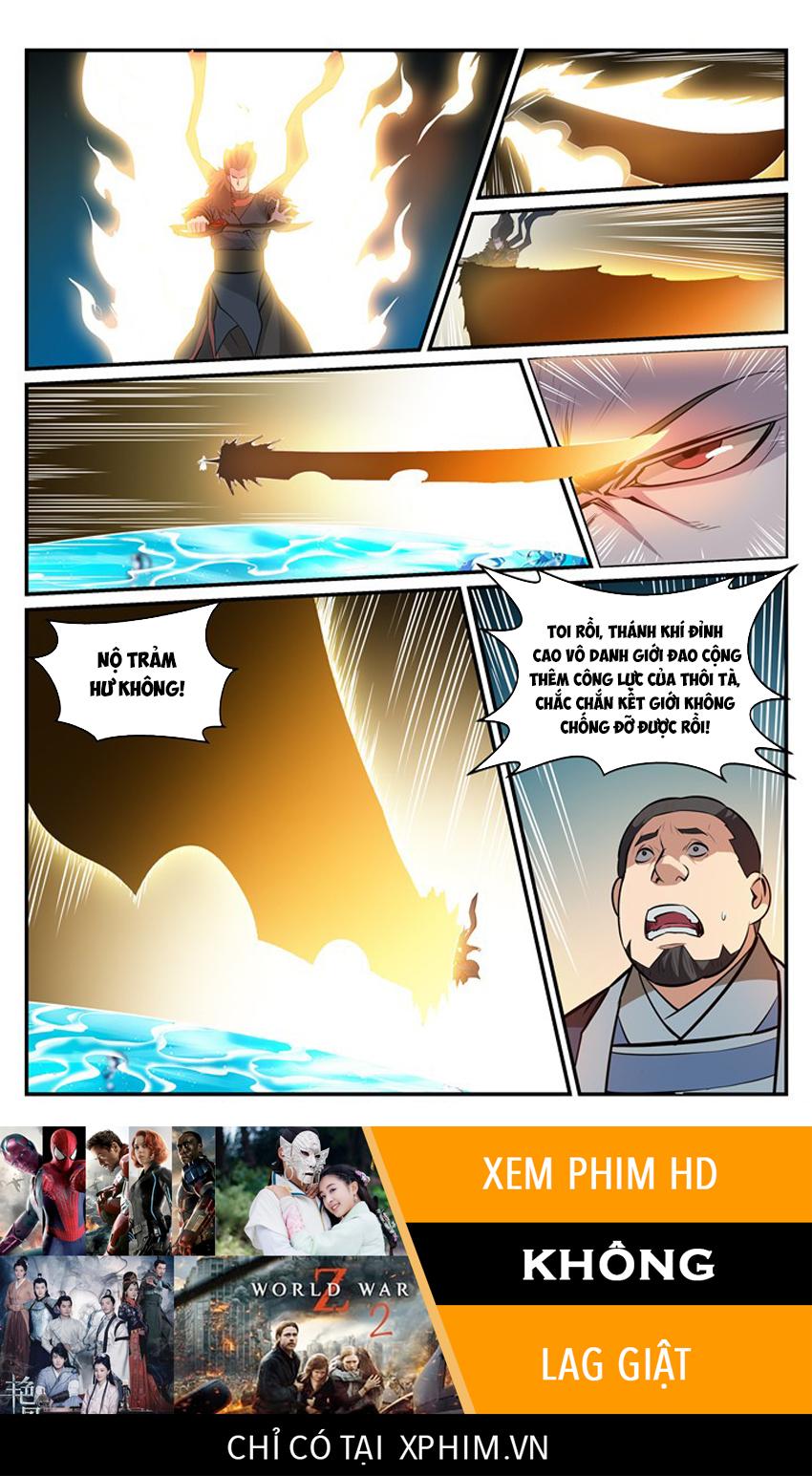 Bách Luyện Thành Thần Chapter 198 trang 17 - CungDocTruyen.com