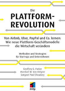 Fachbuch Plattform-Ökonomie