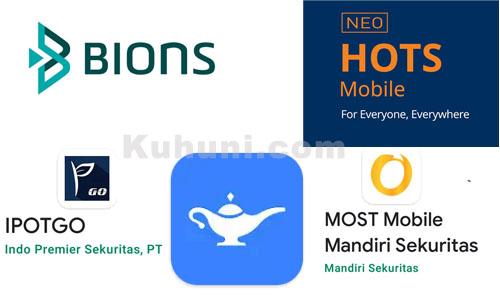 aplikasi trading terdaftar di ojk