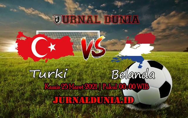 Prediksi Turki Vs Belanda