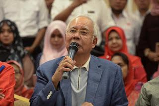 1MDB dalam siasatan, Najib enggan ulas lanjut