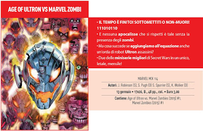 Age of Ultron VS Marvel Zombi