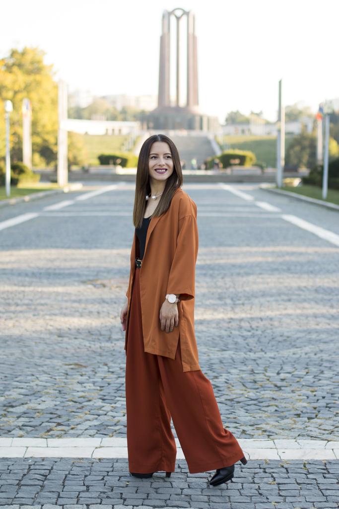 vision on fashion tinuta de toamna