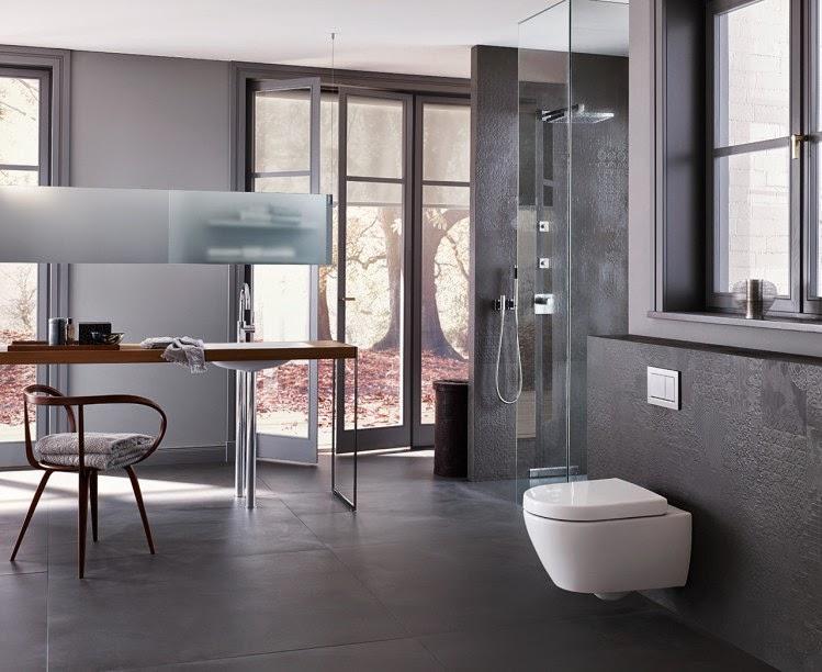 Badezimmer Modelle: Bathroom Inspirations Geberit Badwelten