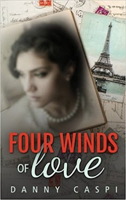 Four Winds Of Love by Danny Caspi #BookReview #BookChatter #Books