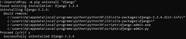 python package manager