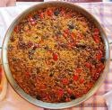 http://diversidadyunpocodetodo.blogspot.com.es/2013/09/arroz-paella-carrillada-cerdo-iberico-setas-colageno.html