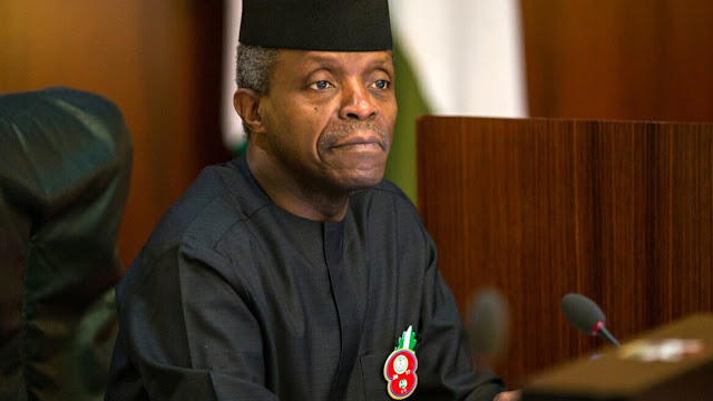 Crisis in presidency: London-based pastor reveals shocking things God told him about Osinbajo