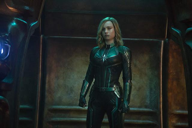 """""""Capitã Marvel"""
