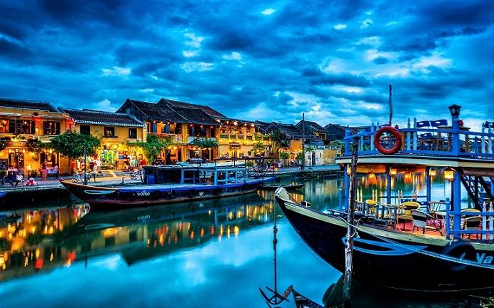 Hoi An, Kota Indah dengan Pemandangan Magis
