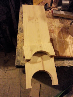 DIY Handmade Upcycling Holz HolzbauSchuhauszieher Stiefelknecht builtwithBosch Bosch Wood Woodworking Woodwork Eigenbau Fachwerk timbering