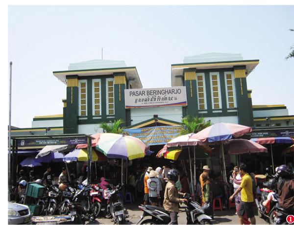 Pasar Beringharjo jogya