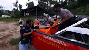 Ditemukan Mayat Wanita di Tepi Kolam Buaya Mayang, Suami: Pamit Berangkat Kerja