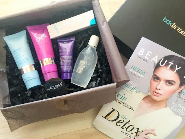 LookFantastic - Beauty Box (Januar 2016)